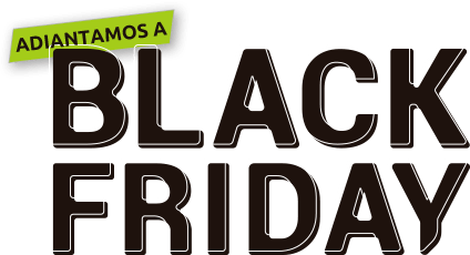 Adiantamos a Black Friday