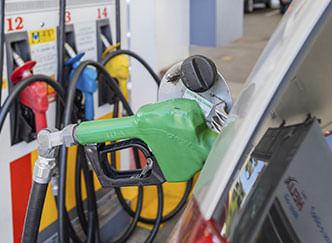 Postos Shell, BR e Carrefour