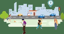 Plano Flex na Cidade